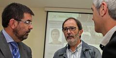 Presentación de la web Hodei Egiluz Missing
